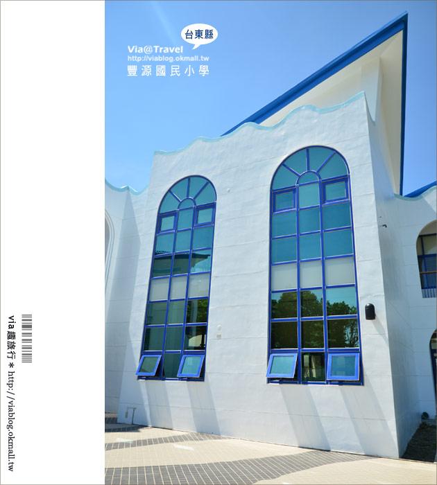 【台東地中海國小】台東豐源國小~一起探訪全台最美的小學!!8