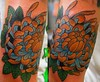 chrysanthemum Tattoos By Gabe