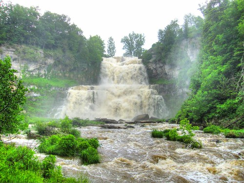 usa water river landscapes waterfalls newyorkstate