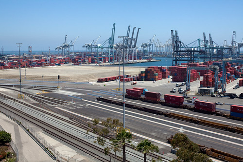 Port of Long Beach, Calif.
