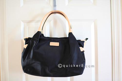 KATE Spade stevie nylon - black