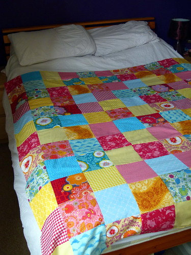 Indian Summer - A Patchwork Quilt