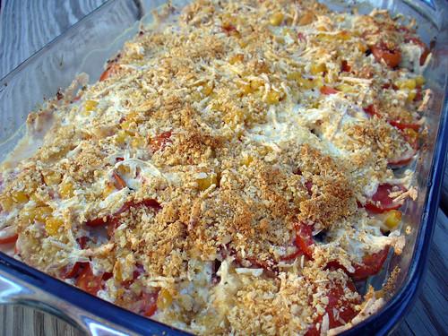 2012-07-28 - Tomato Zucchini Bake - 0003