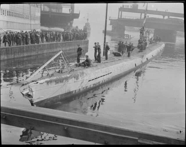 WW1+U-boat+Facts WW1 U boat Facts http://www.flickr.com/photos/boston ...