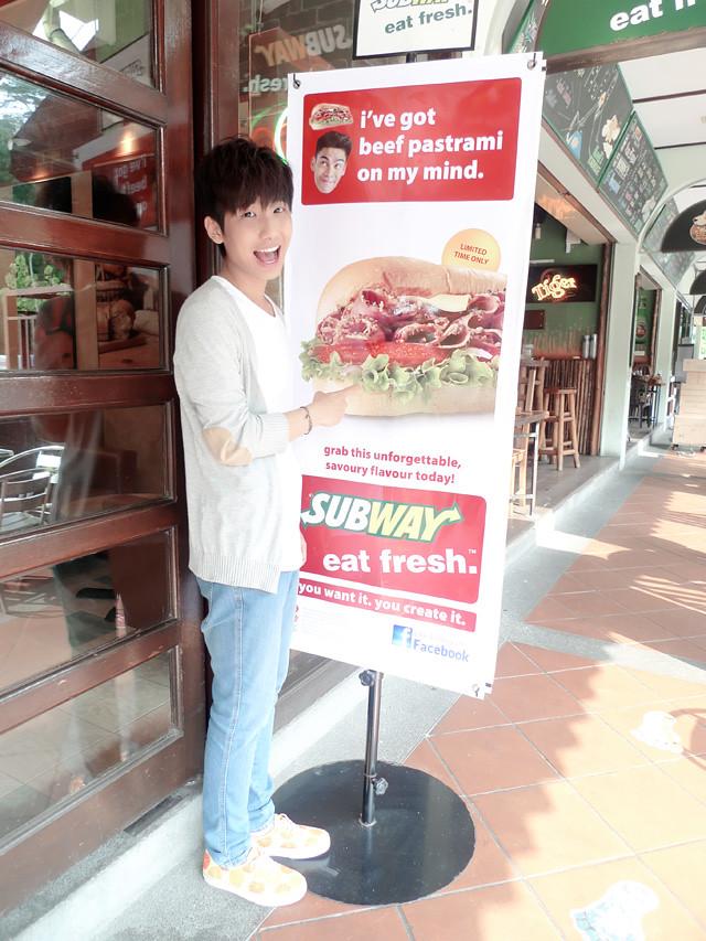 beef pastrami subway banner