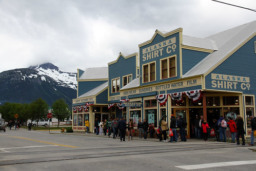 Skagway - Alaska Shirt Company
