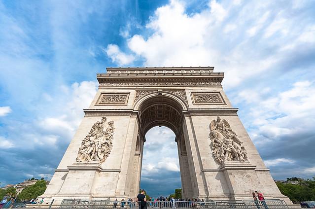 L'arc d'Triomphe