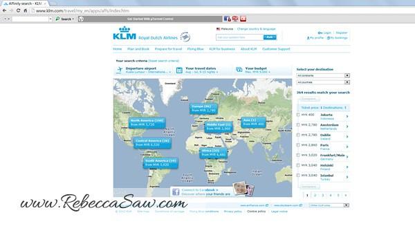 KLM airline - www.klm.com travel my_enappsaffsindex