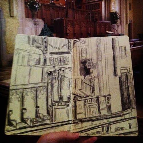 And second #sketch #memphisurbansketchers
