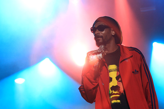 Snoop Dogg - By Nick Leger