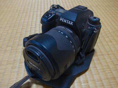 真っ白なカメラ