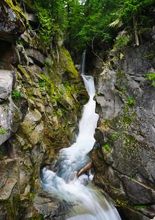 Upper Christina Falls