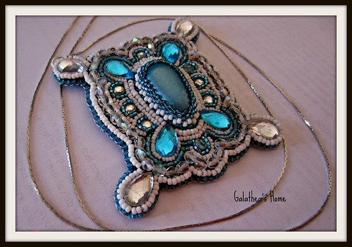 Collar Bead Embroidery by Rebeca_Rodriguez