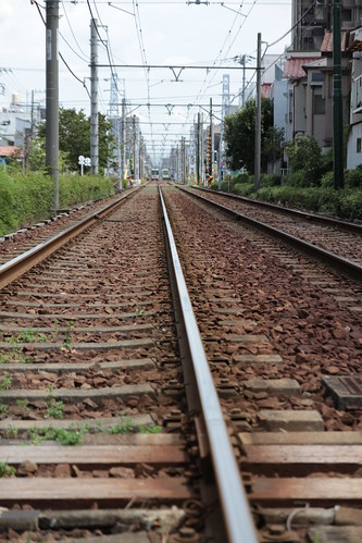 都電荒川線フォトウォーク - Toei Streetcar (Toden) Arakawa Line