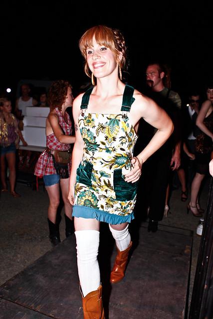 Whiteaker Block Party Fashion Show