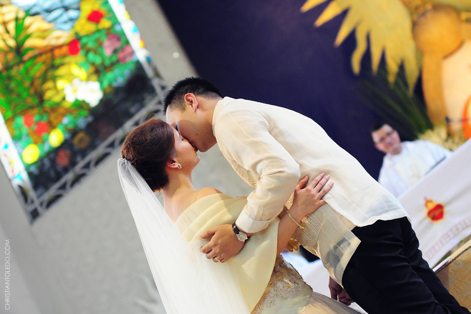 Sacred Heart Parish Cebu Wedding, Cebu Wedding Photo