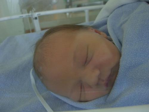 Newborn Gabriel