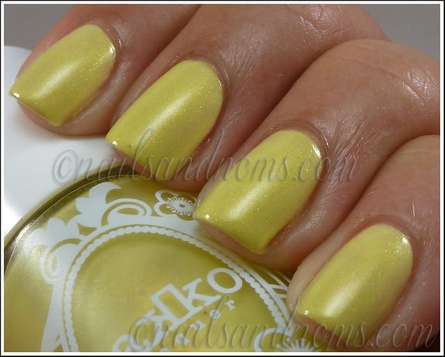 Lemon Macaroon 2