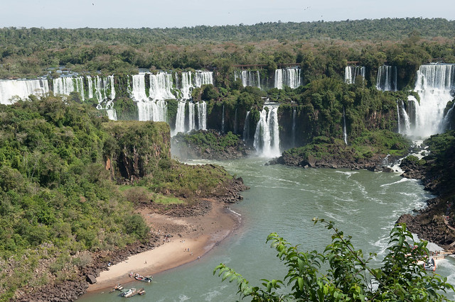 Iguazu, first sight