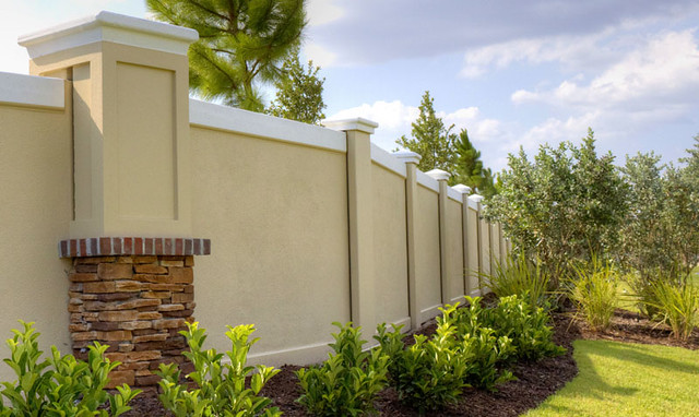 Precast Concrete Fence Walls HAIRSTYLE GALLERY