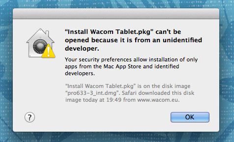 "Mountain Lion's ""unidentified developer"" dialog"