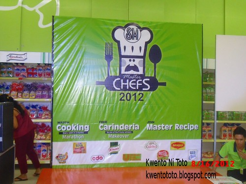 SM Hypermarket Master Chefs