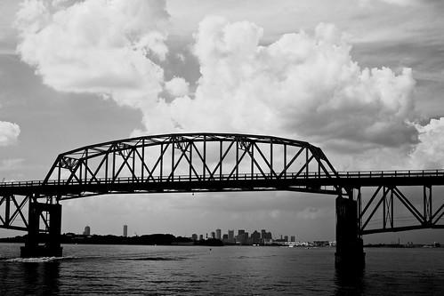 Bridge and Boston