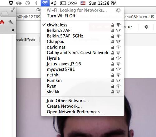WiFi Network Names by citizen_kade
