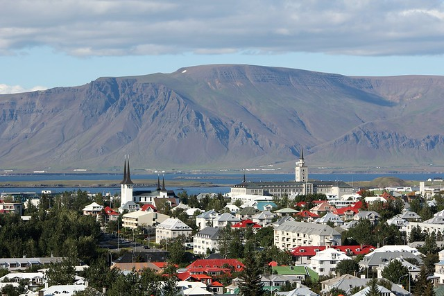 Reykjavik Travel Guide by CC user marcobellucci on Flickr