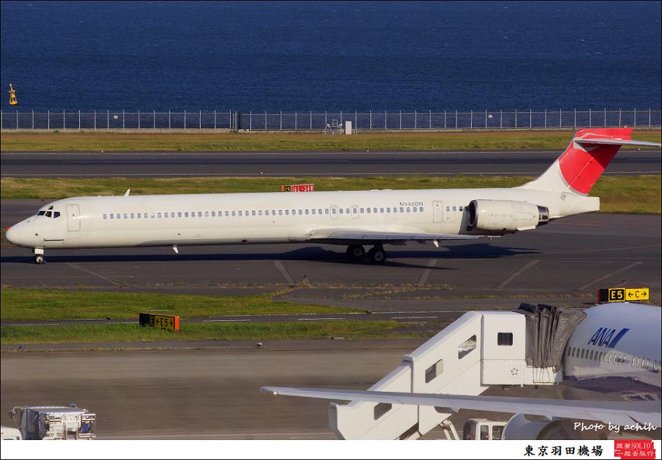 Delta Air Lines / N946DN / Tokyo - Haneda International