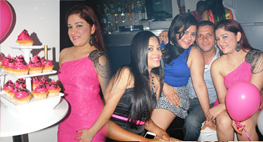 Bday Weekend @ Shakti Bar & Lounge
