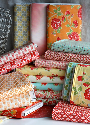 What goes with what? Marmalade by Bonnie And Camille | ilovefabric ...