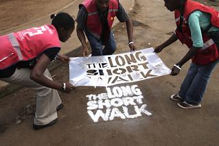 The Long Short Walk
