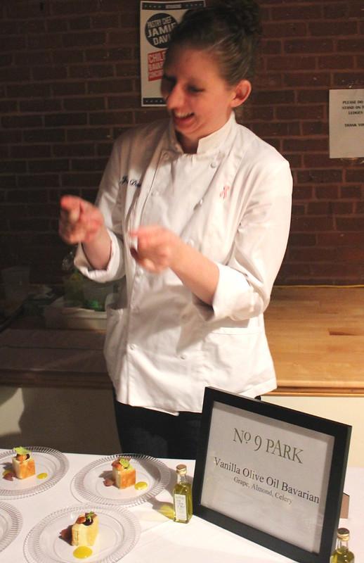 Jaime Davis No. 9 Park Pastry Chef