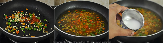 How to make baby corn manchurian - Step4