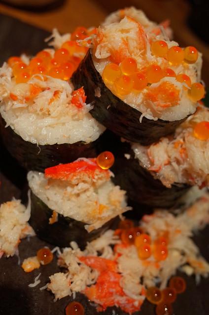 sushi avalanche