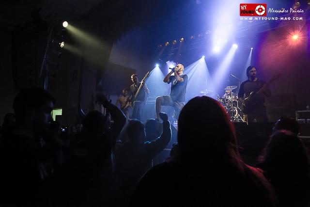 Equaleft, Moita  Metal Fest 2014, Concerto, Fotos