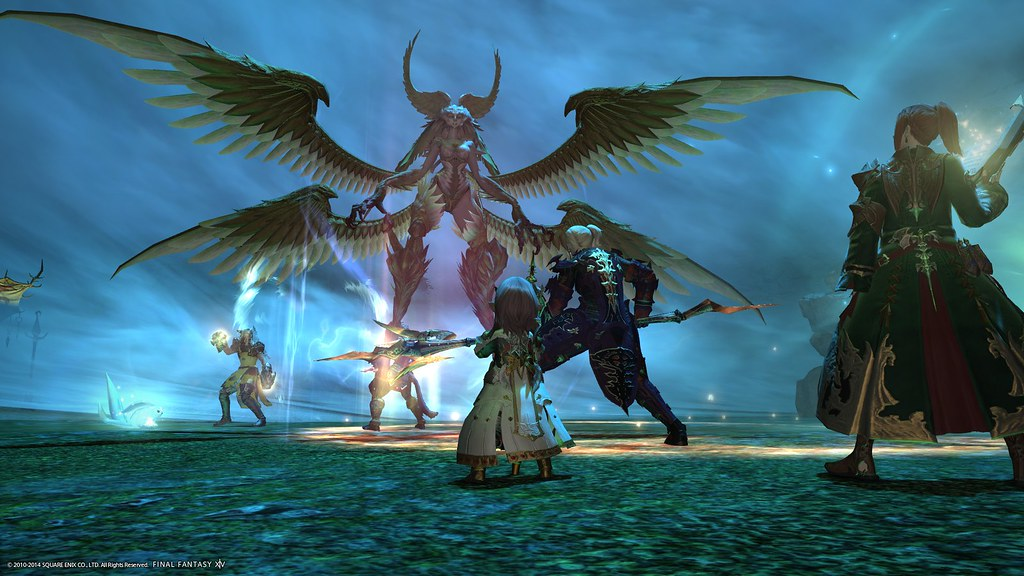 Interview: Final Fantasy XIV: A Realm Reborn launches on PS4