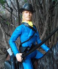 Marx Toys, Best of the West, General Custer