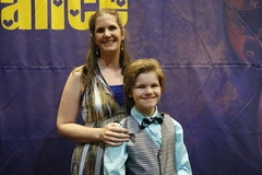 Mother and Son Dance U.S. Army Garrison Humphreys, South Korea - 7 May. 2016