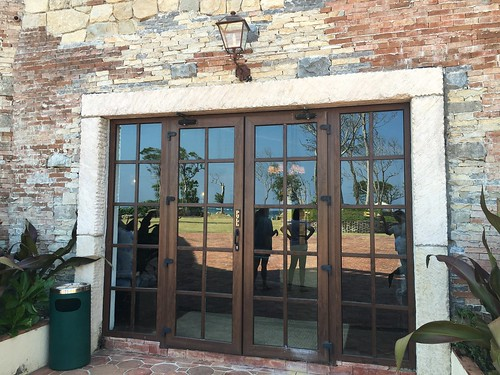 Toscana Village back door