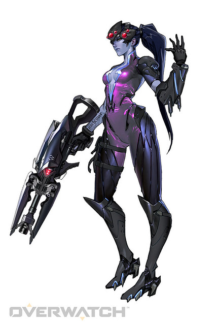 Overwatch: Widowmaker