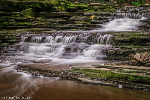 longexposure ny newyork waterfall upstate nd neutraldensity canonef24105mmf4lisusm christmansanctuary canoneos6d samanthadecker