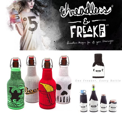 Threadless & Freaker!