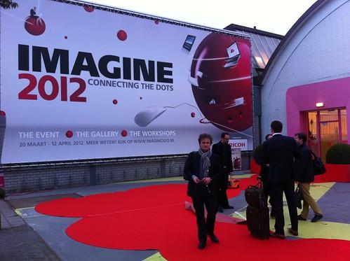 IMAGINE2012 Conference in Den Bosch