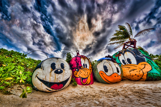 Castaway Cay's Mount Rustmore Revisited