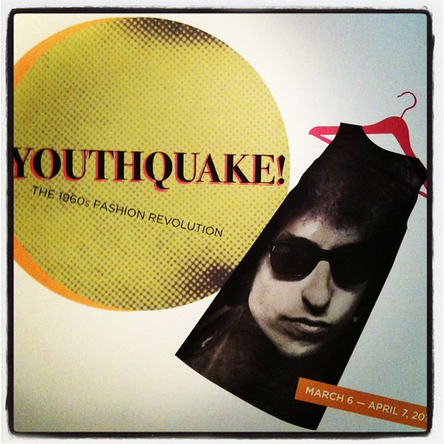 Youthquake Exhibition at FIT