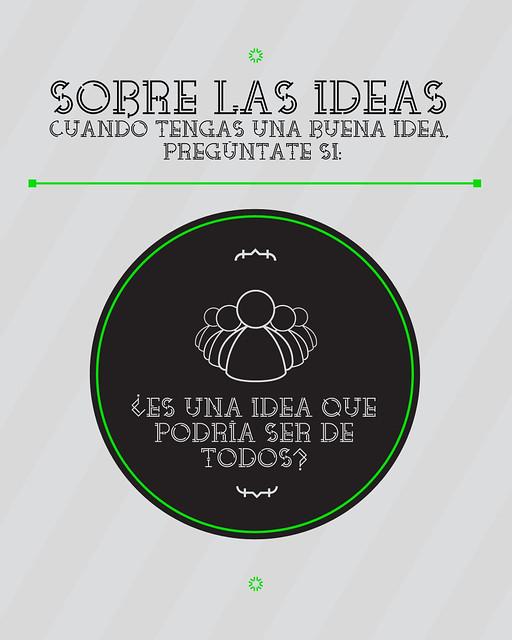 5: ¿Es una idea que podría ser de todos?