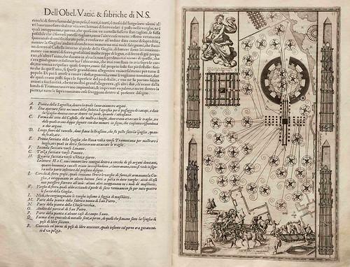 003-Della trasportatione dell'obelisco Vaticano…1590- Doménico Fontana-© Biblioteca Nacional Digital de Portugal