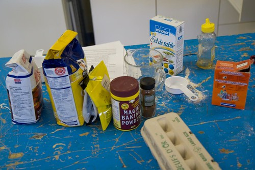 Healthy Coking Class by Terry Blacksmith